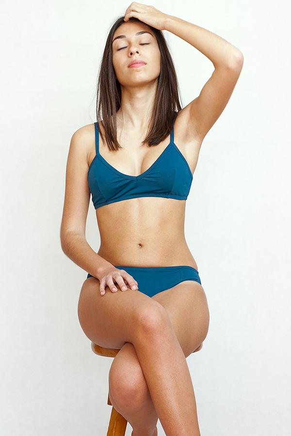 Bikini ecologico Moda baño sostenible - Ilovebelove