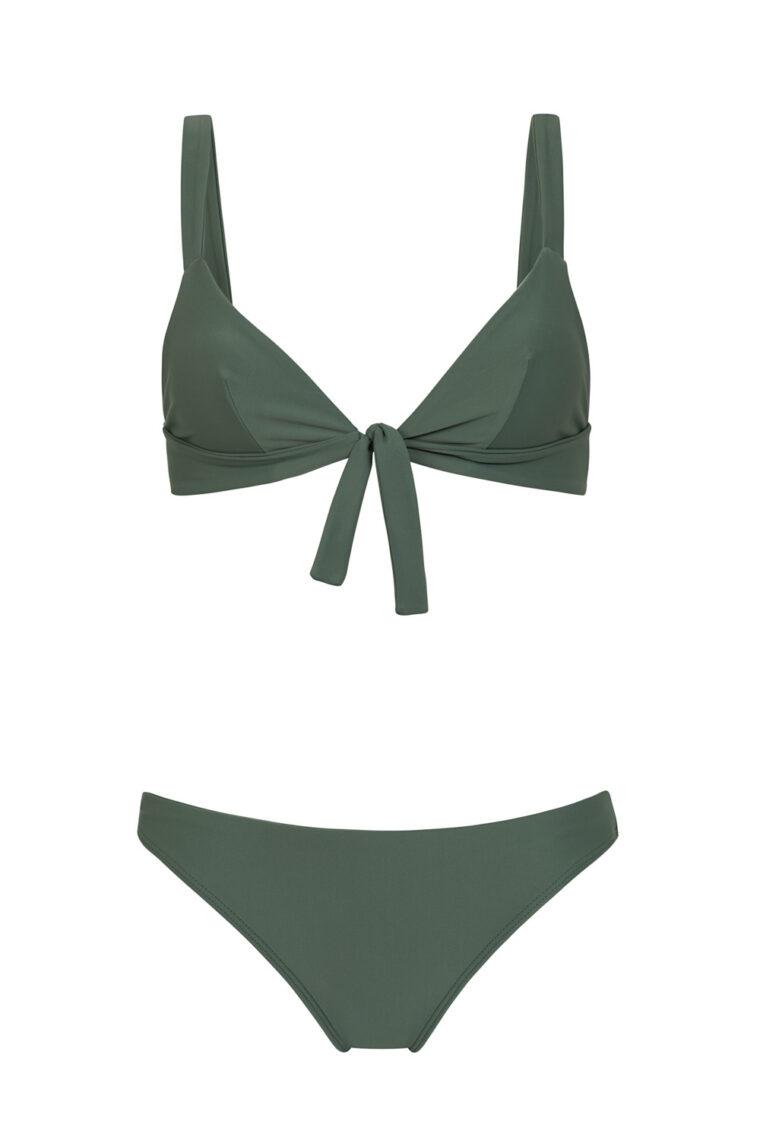 Knotted Bikini - ILOVEBELOVE