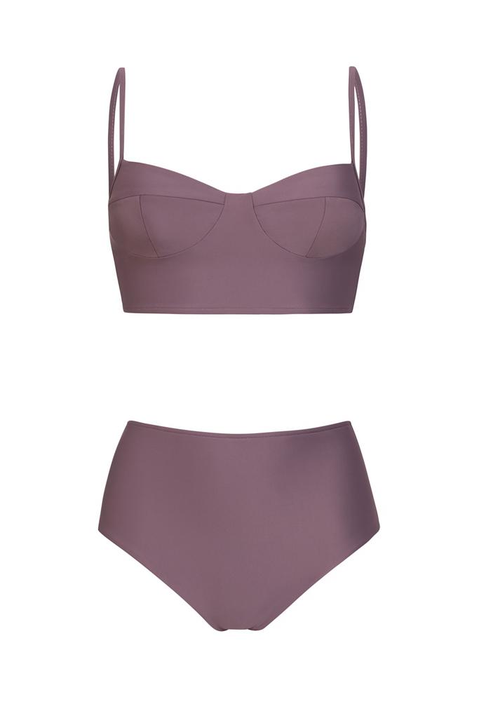 Bikini lila Balconette - ILOVEBELOVE